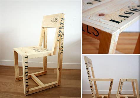 Reciclar la madera: Cinco ideas para hacer muebles con ...