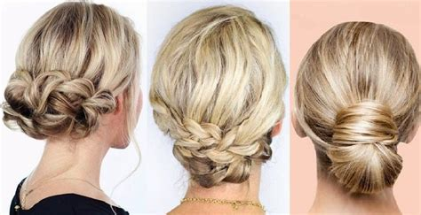 Recogidos bajos para novias: Peinados recomendados