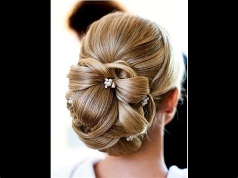 Recogidos de novia. Peinados de novia. Wedding hairstyle ...