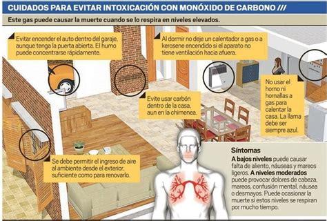 Recomendaciones para evitar muertes por inhalación de ...