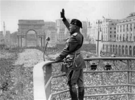 Reconstruindo o Passado   Noticias: O inicio do fascismo ...