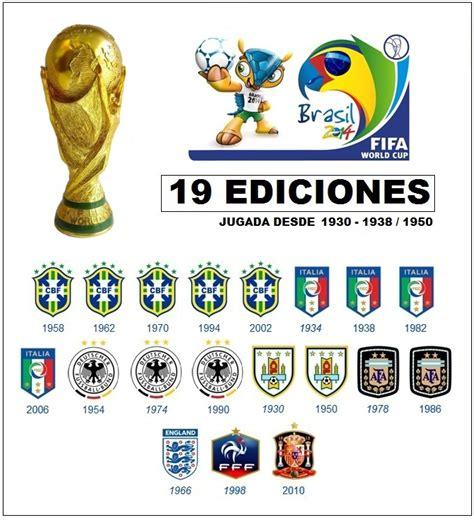 Records de la Copa Mundial de Futbol de la FIFA   Deportes ...