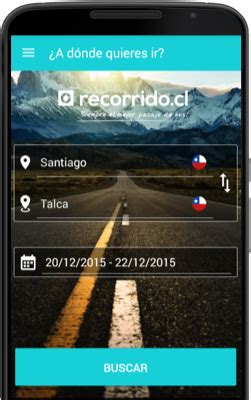 recorrido.cl | Buy bus tickets in Chile and Argentina