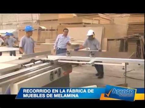 RECORRIDO EN LA FÁBRICA DE MUEBLES DE MELAMINA - YouTube