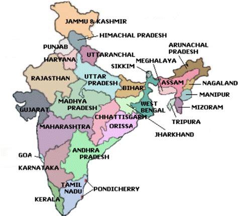 Recorriendo las regiones de la India