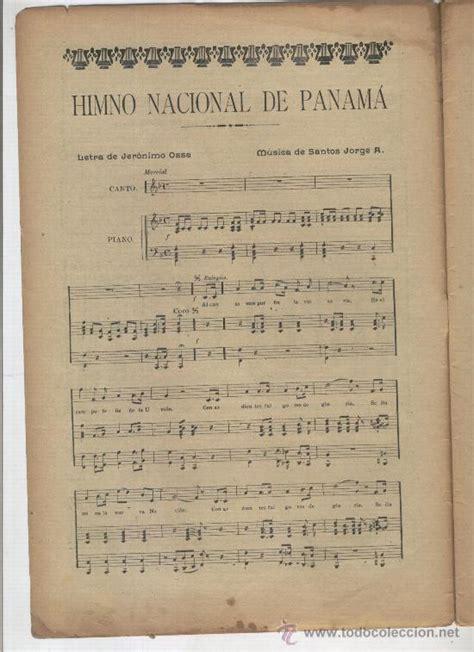 recoste de prensa. año 1908. himno nacional de - Comprar ...