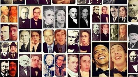 Recrean en Instagram fotos de todos los presidentes de ...