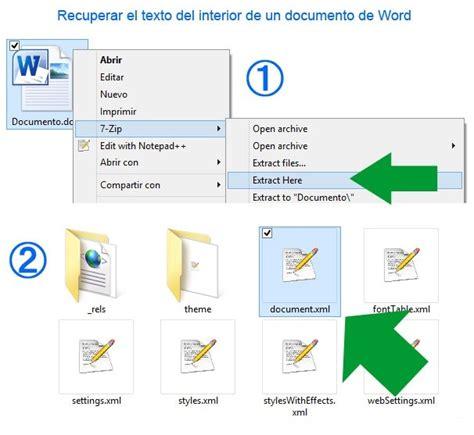 Recuperar archivos y documentos dañados de Word   Taringa!