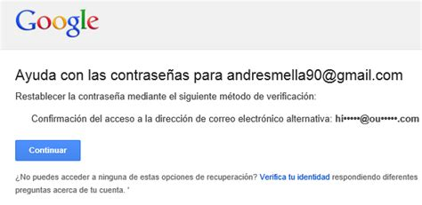 Recuperar contraseña Gmail | Iniciar sesion   crear cuenta ...