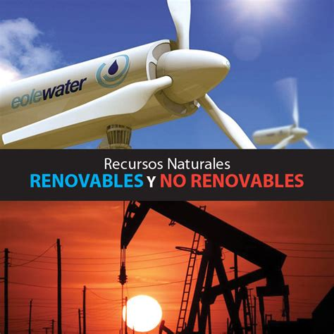Recursos Naturales Renovables Y No Renovables - Mente y ...