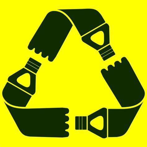 Recycle Plastic Bottles Symbol Clip Art at Clker.com ...