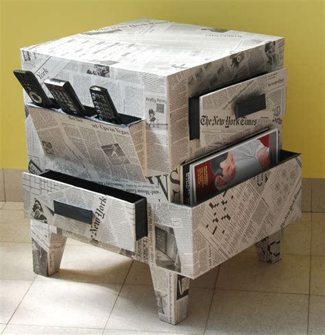 recycled cardboard furniture – Green Prophet