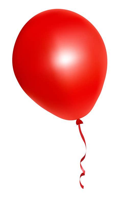 Red Balloon PNG Image   PngPix
