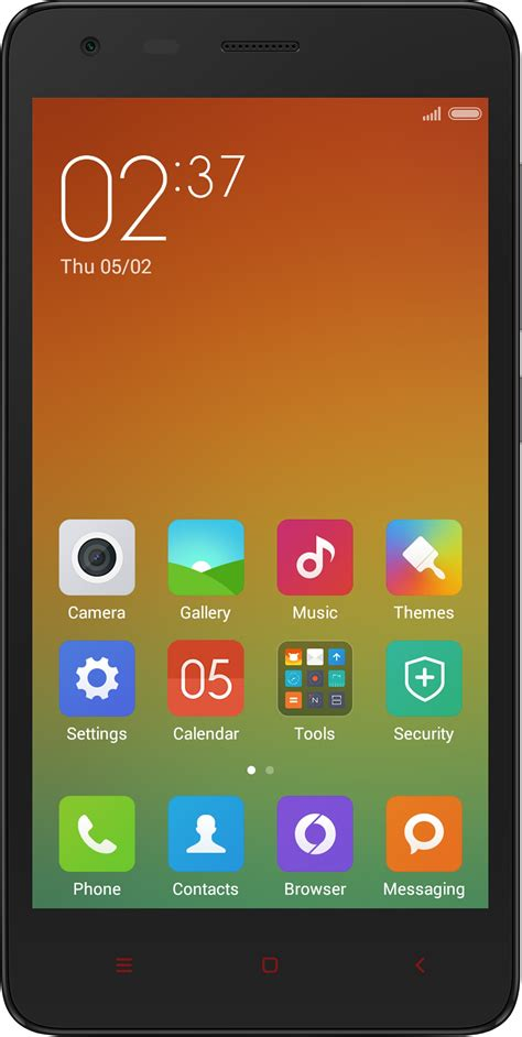 Redmi 2 8 GB White | Buy Redmi 2 Mobile Phone Online at ...