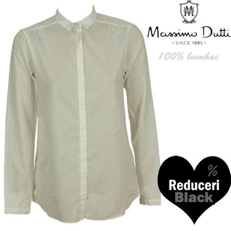 Reduceri in black in outletul Massimo Dutti | Outlet ...