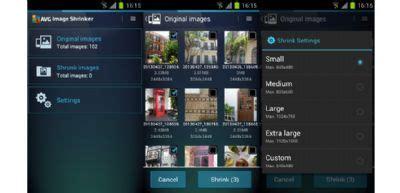 Reducir fotos envio por email Android