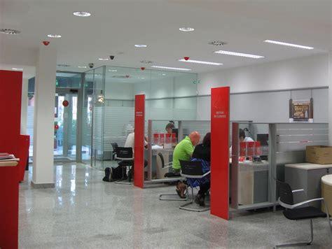 reforma de oficinas del Banco Santander | Foraster Arquitectos