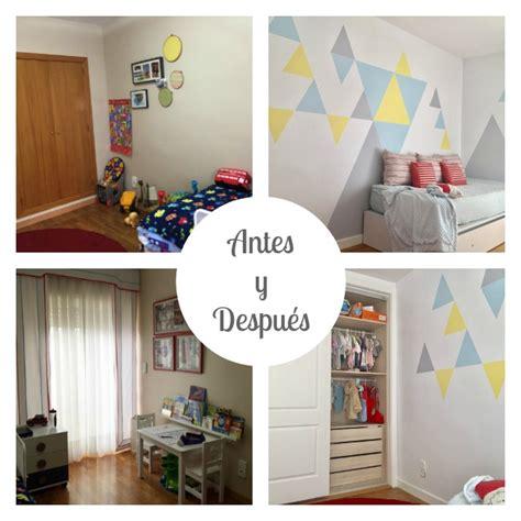 Reforma habitación infantil (Antes y Después)