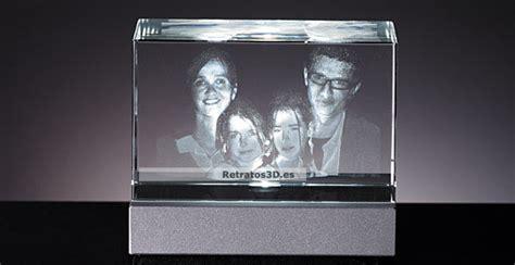 Regalos con fotos grabadas en cristal 3D. | Fotos 3D en ...