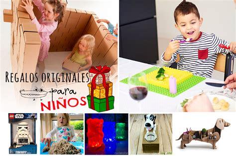 Regalos originales para niños ¡Las mejores ideas para esta ...