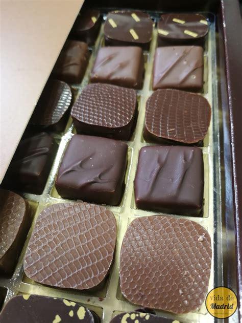 Regalos San Valentín 2018 Madrid: los bombones cacao y ...