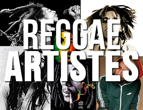 Reggae Music Artists List Related Keywords - Reggae Music ...