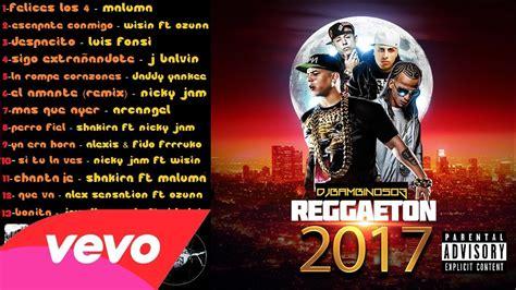 Reggaeton 2017 MIX - Mejores Exitos - YouTube