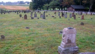Regina Leininger Historical Marker