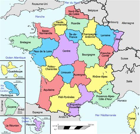 Regioni della Francia - Wikipedia