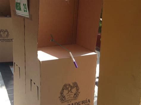 Registraduría publica material electoral para elecciones ...