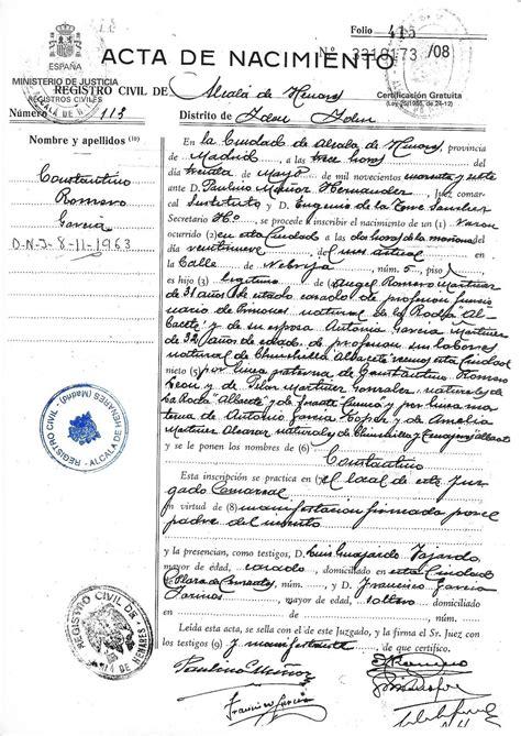Registro Civil  España    Wikipedia, la enciclopedia libre