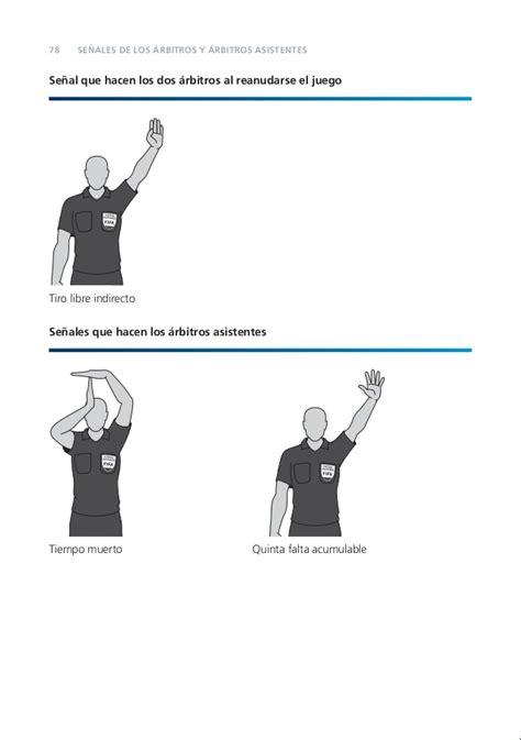 reglas de juego futbol sala
