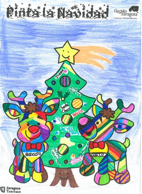 ¡Regresa el concurso infantil Pinta la Navidad!   Blog de ...