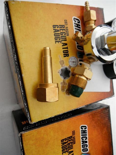 Regulador Manometro Argon Co2 Mezcla Helio Nuevo Barato ...