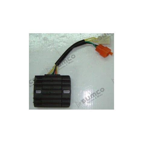 Regulador/Rectificador (ST125WA) - Motorrecambio - Sumco ...