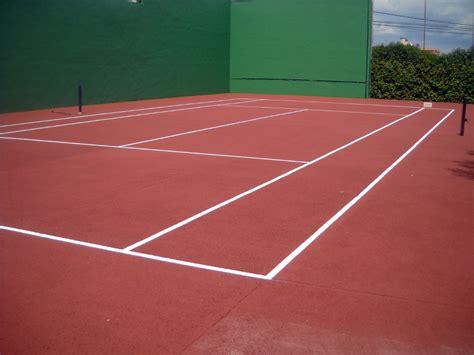 Rehabilitación y Pintura Pista de Tenis | Ideas Reformas ...