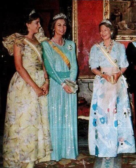 Reina Sofia   princesa Cristina de España y Gran Duquesa ...