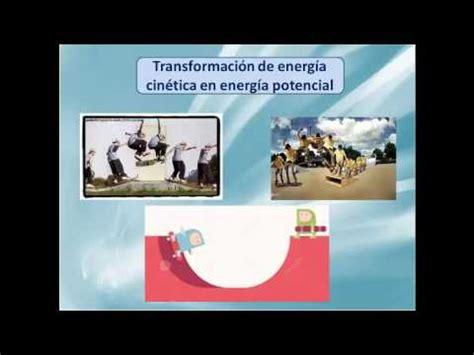 Relación y diferencias entre Energía cinética y potencial ...