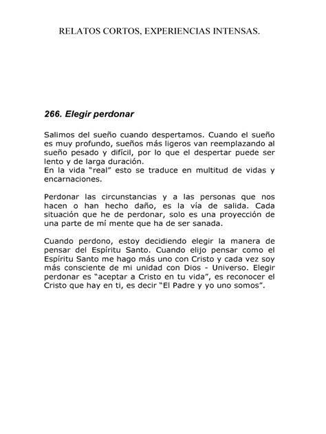 RELATOS CORTOS - EXPERIENCIAS INTENSAS segunda edicion ...