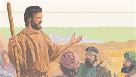 Relatos del Nuevo Testamento Capítulo 10: El bautismo de Jesús