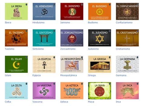 Reli en Grande: 20 religiones del mundo