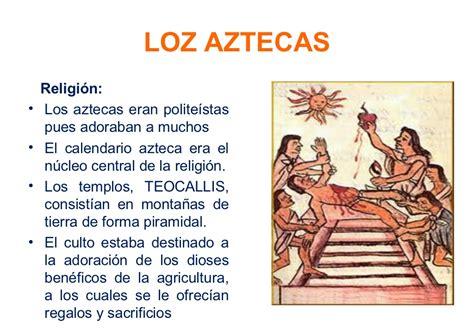 Religion De Los Aztecas | www.imagenesmy.com
