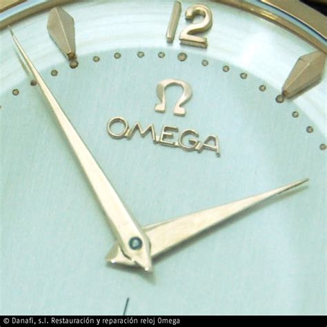 relojes omega servicio tecnico