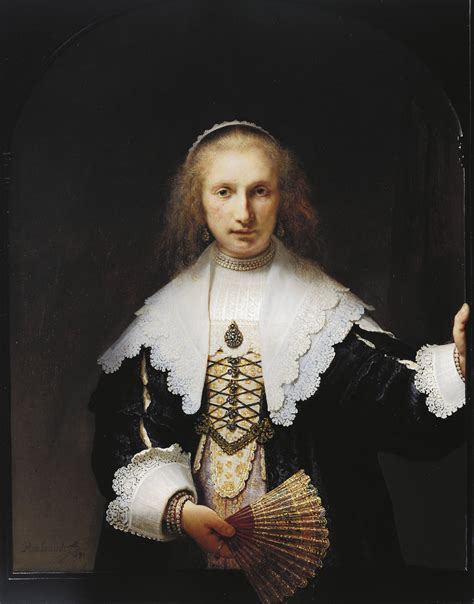 Rembrandt van Rijn  Leiden 1606 Amsterdam 1669    Agatha ...