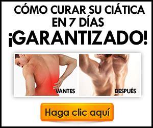Remedios para la ciática o dolor ciático