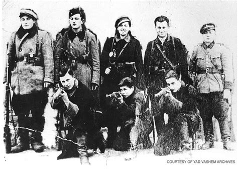 Remembering the Jewish Partisans in Poland's Lublin District