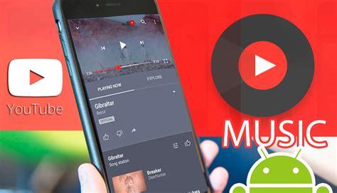 Remix, el servicio de streaming de música de YouTube para ...