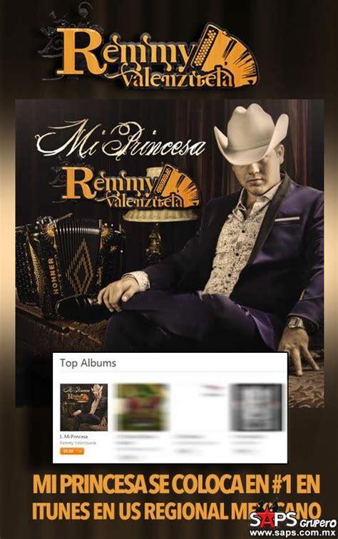 Remmy Valenzuela coloca su reciente disco en el primer ...