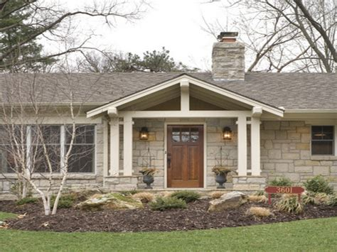 Remodeling A Ranch Style House Ideas   Room Design Ideas