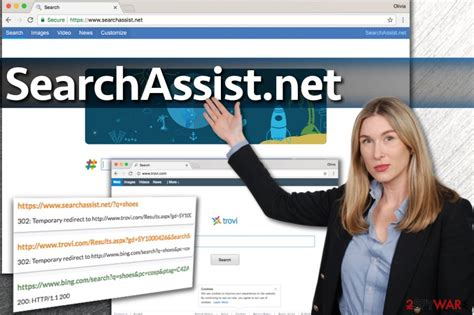 Remove SearchAssist.net (Improved Instructions) - Chrome ...